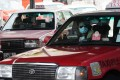 A pilot scheme will install a range of safety systems in taxis. Photo: Felix Wong