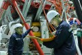 Technical personnel from China General Nuclear Power, which has a 20 per cent stake in the development of the Sizewell C power station. Photo: AFP