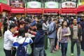 Visitors at the Hong Kong Brands and Products Shopping Festival at Victoria Park in 2019. Photo: May Tse