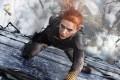 Scarlett Johansson is seen in a clip from Black Widow. Photo: Marvel Studios/Disney