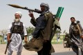 Former mujahideen supporting Afghan forces in the fight against the Taliban. File photo: Reuters