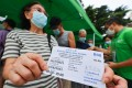 Those aged 70 or above in Hong Kong can get vaccinated from Thursday without making an appointment. Photo: Dickson Lee