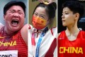 Gong Lijiao (left) is part of a Chinese women Olympics team that is winning plaudits for its diversity. Photo: Handout