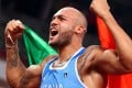 Italy's Lamont Marcell Jacobs emerged from nowhere to be crowned fastest man on earth at the Tokyo Olympics. Photo: Reuters
