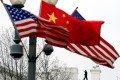 China has hit out at the US twice in recent days over the move. Photo: AFP