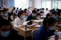 Shanghai tried to ban English-proficiency exams in 2004, but those changes were largely ignored. Photo: Reuters