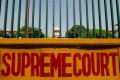 The Supreme Court in New Delhi, India. Photo: Reuters