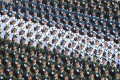China's People's Liberation Army is the world's largest military force. Photo: Xinhua