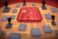 China wants to reduce its dependence on imported chips and that is fuelling big gains in semiconductor producers. Photo: Handout