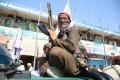 Taliban fighters patrol in Jalalabad, Afghanistan on August 17, 2021. Photo: EPA-EFE