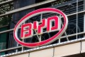 Chinese car and battery maker BYD owns 72.3 per cent of its chip-making unit BYD Semiconductor. Photo: LightRocket via Getty Images