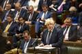 Britain's Prime Minister Boris Johnson. Photo: UK Parliament / Roger Harris / PA Media / DPA