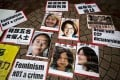 """Five Chinese women's rights advocates are among those charged with """"picking quarrels and provoking trouble"""". Photo: Reuters"""