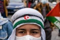 Algeria backs the Polisario independence movement. Morocco regards the disputed territory in the Western Sahara as its own. File photo: DPA