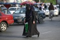 The Taliban has said that women's and girls' rights will be upheld, subject to Islamic law. Photo: AFP