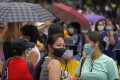 Fully vaccinated domestic workers have been allowed to return to Hong Kong. Photo: AP