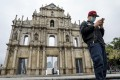 The Ruins of St Paul's in Macau. Depending on their level of authentication, users will be able to remit between 10,000 patacas (US$1,249) and 30,000 patacas a day. Photo: Winson Wong