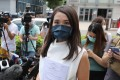 Gwyneth Ho withdrew her bail application. Photo: May Tse