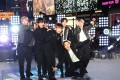 BTS perform at Times Square in New York in 2020. Photo: FilmMagic / Getty Images