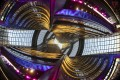 The atrium at Leeza Soho in Beijing. Photo: Simon Song