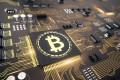 Bitcoin concept. Photo: Shutterstock.