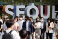 More than 77 per cent of South Korea's locally transmitted cases have been in Seoul. File photo: Reuters
