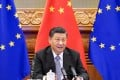 The EU is said to have pushed for an icebreaker meeting with Chinese President Xi Jinping. Photo: Xinhua