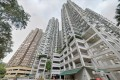 Compulsory testing was carried out at Golden Lion Garden in Tai Wai. Photo: Google