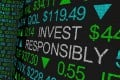 Sustainable investing has resonated with more asset managers and owners as society demands a wider application of ethics in investing. Photo: Shutterstock