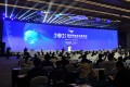 The opening ceremony of China's 2021 Cybersecurity Week in Xian, the event's host city this year. Coinciding with the event, the Ministry of Industry and Information Technology released a report this week saying the country faces a shortage of cybersecurity talent. Photo: Xinhua