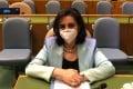 Sima Sami Bahous, executive director of UN Women. Photo: Twitter