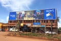 A billboard in Uganda advertising Transsion's Tecno phones. (Picture: Transsion)