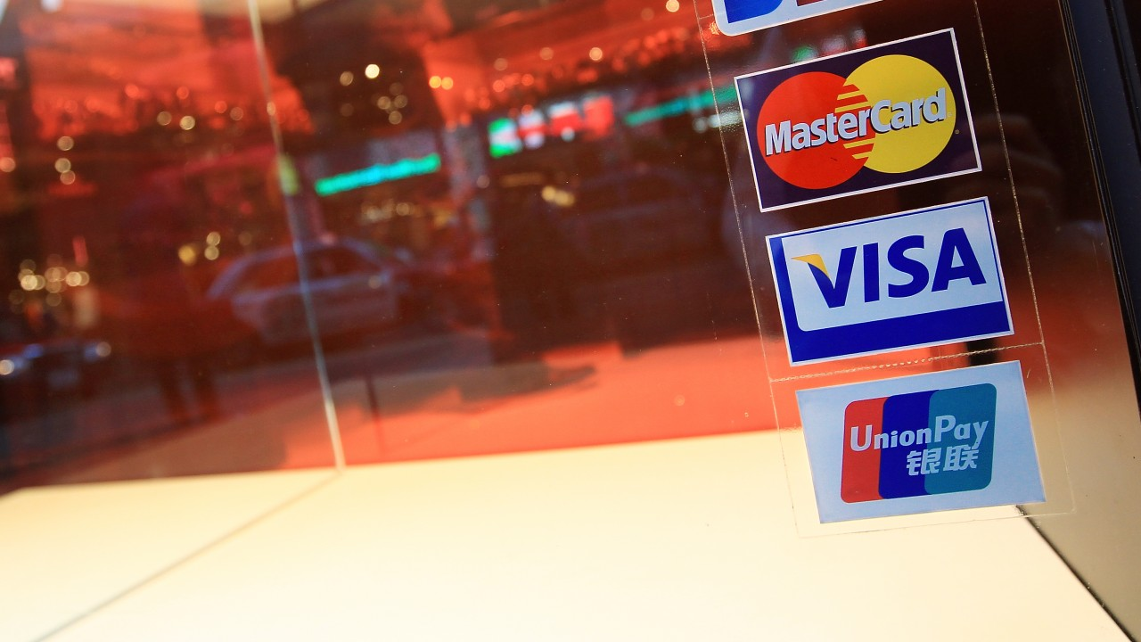 Why Visa and Mastercard can't set up shop in China