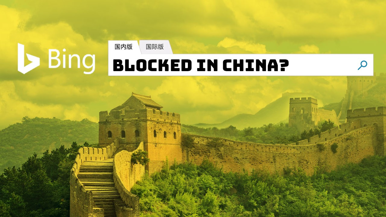 From Bing to Baidu: How people in China search online
