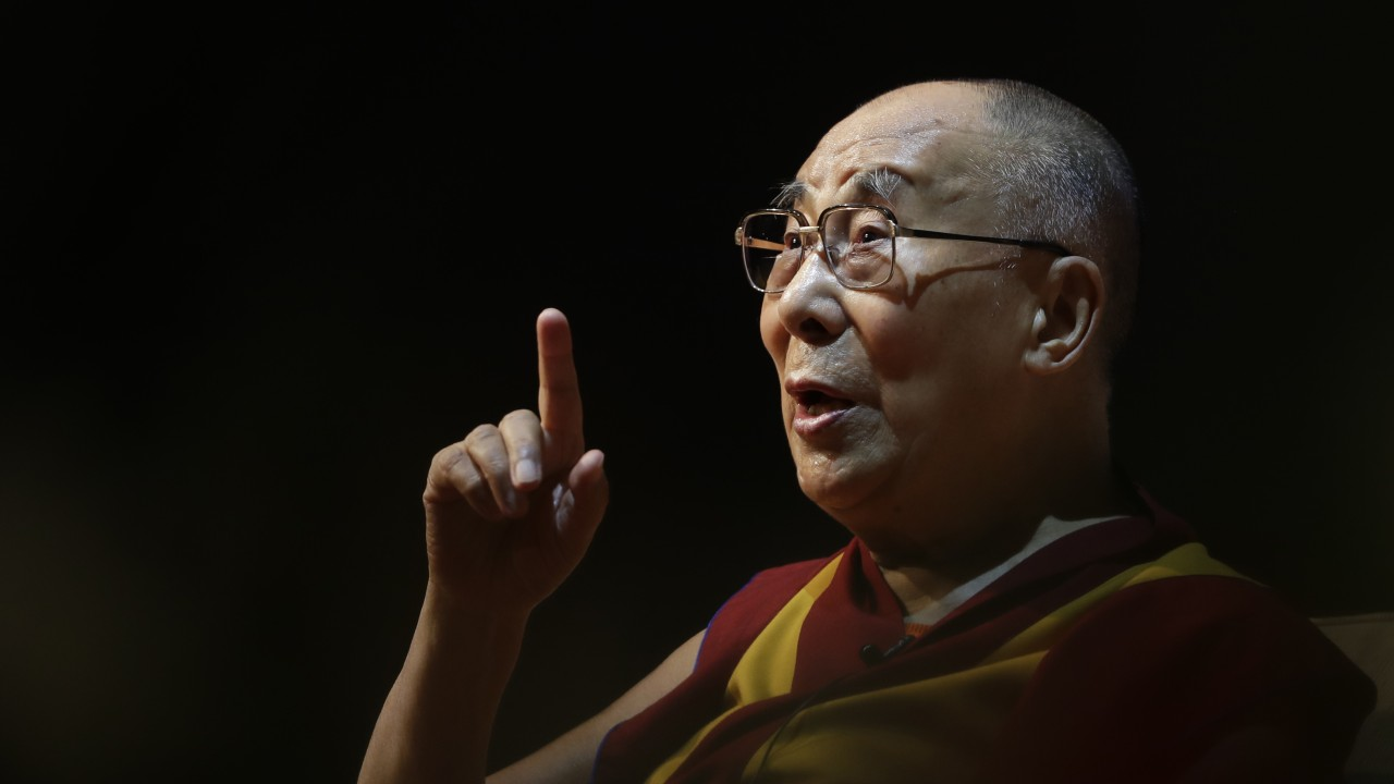 Beijing says the Dalai Lama must reincarnate according to Chinese laws