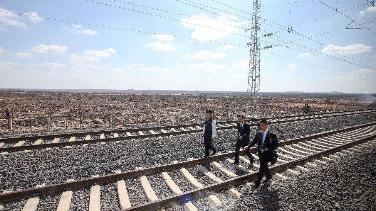 Ethiopian envoy defends Chinese loans against 'debt trap' worries