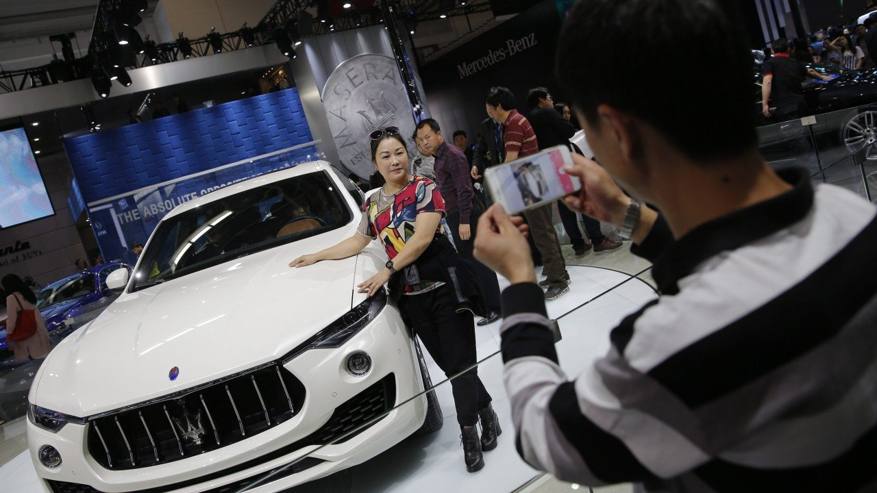 Apple and Maserati are slashing prices in China thanks to Beijing