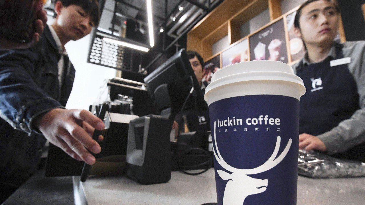 Starbucks' Chinese rival files for US IPO