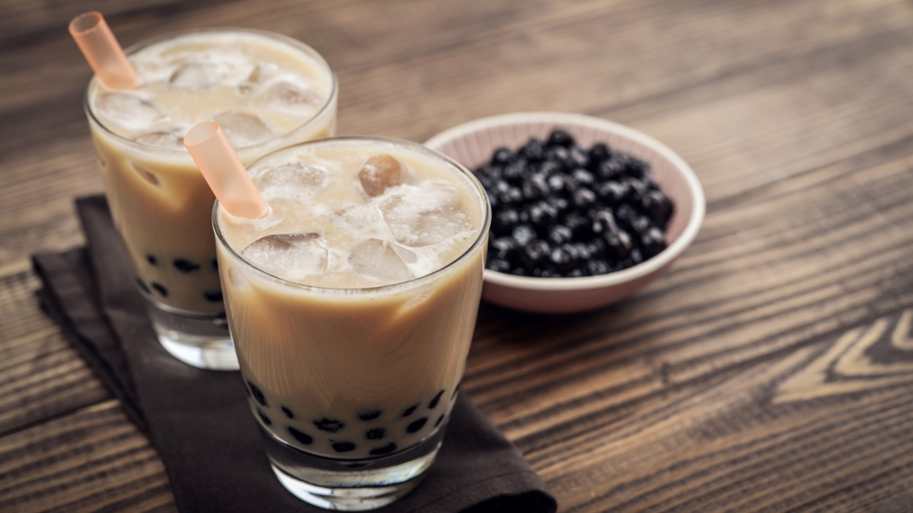He is pro-China. She is pro-Hong Kong. They had a heart-to-heart over boba