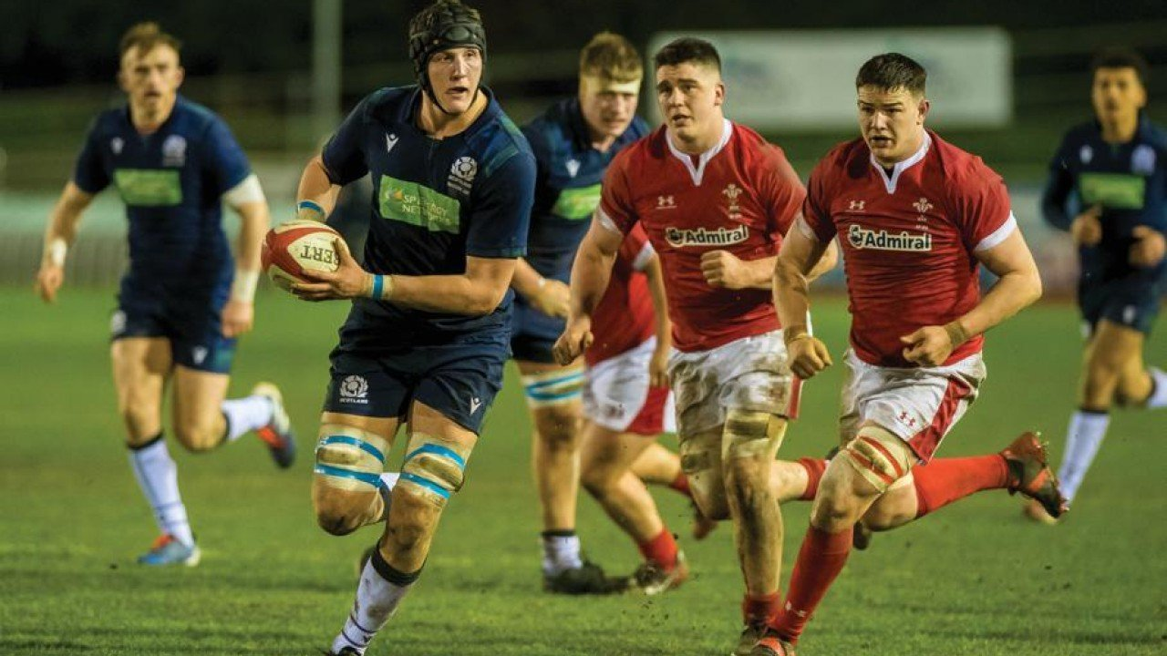 Scottish rugby player Cameron Henderson credits his development to life in Hong Kong