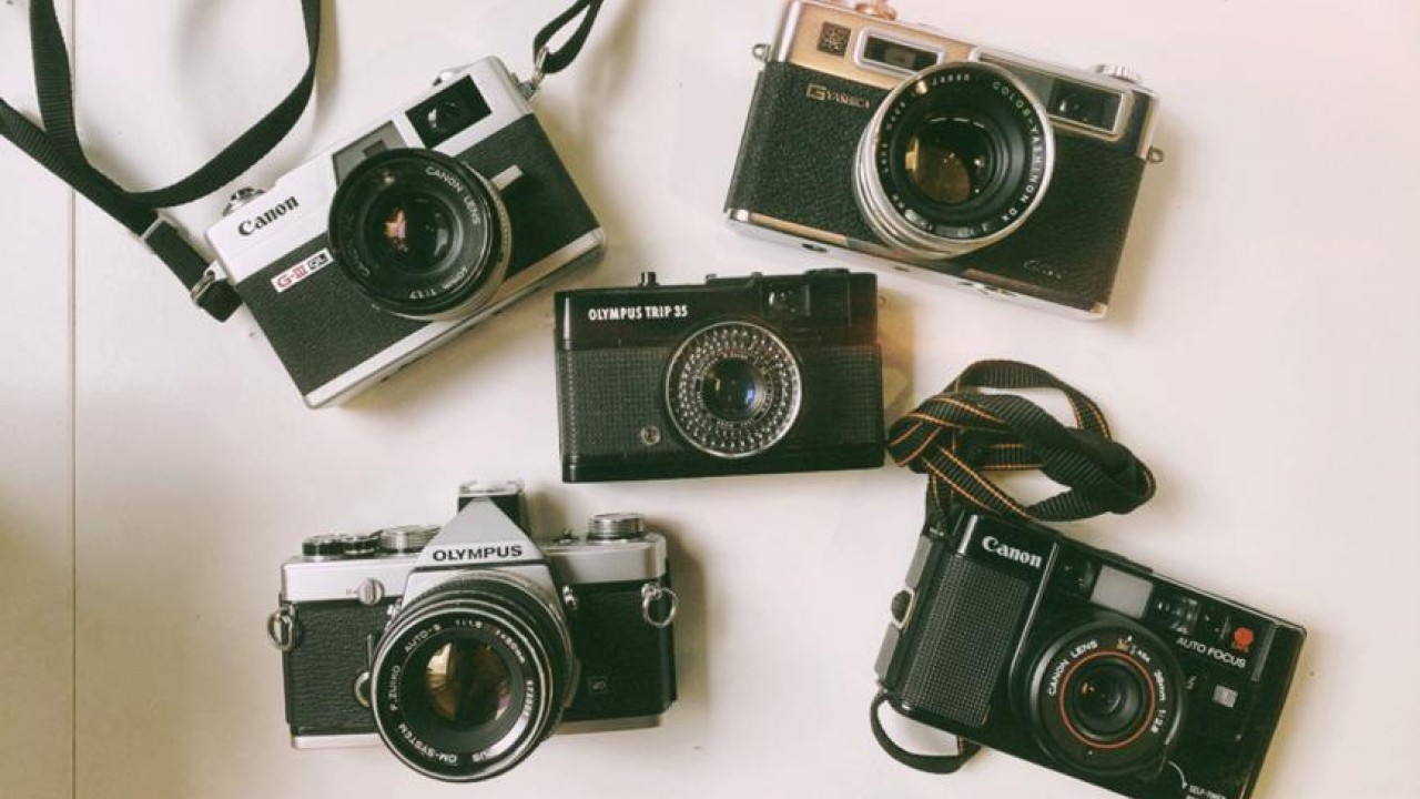 The 5 best film cameras for photography beginners