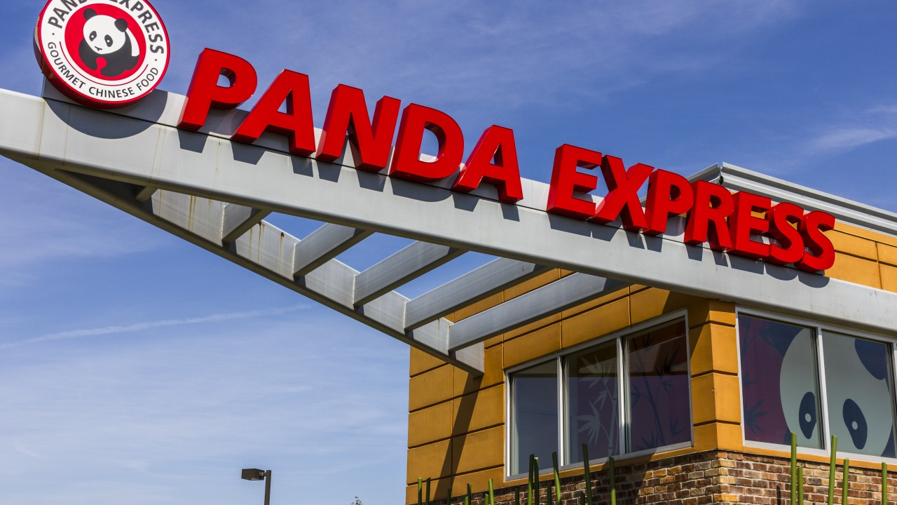 Panda Express gets its very own knockoff in China