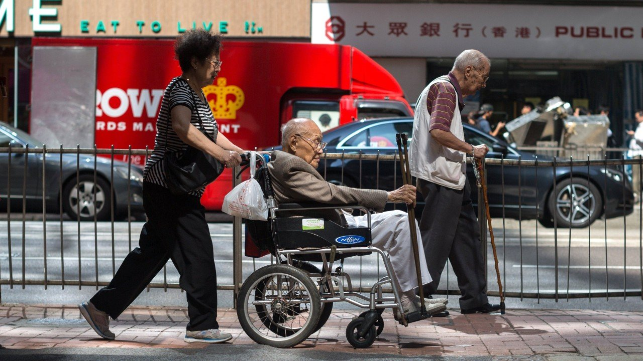 Hong Kong developers kick off multigeneration housing projects for the elderly to live in proximity to their families