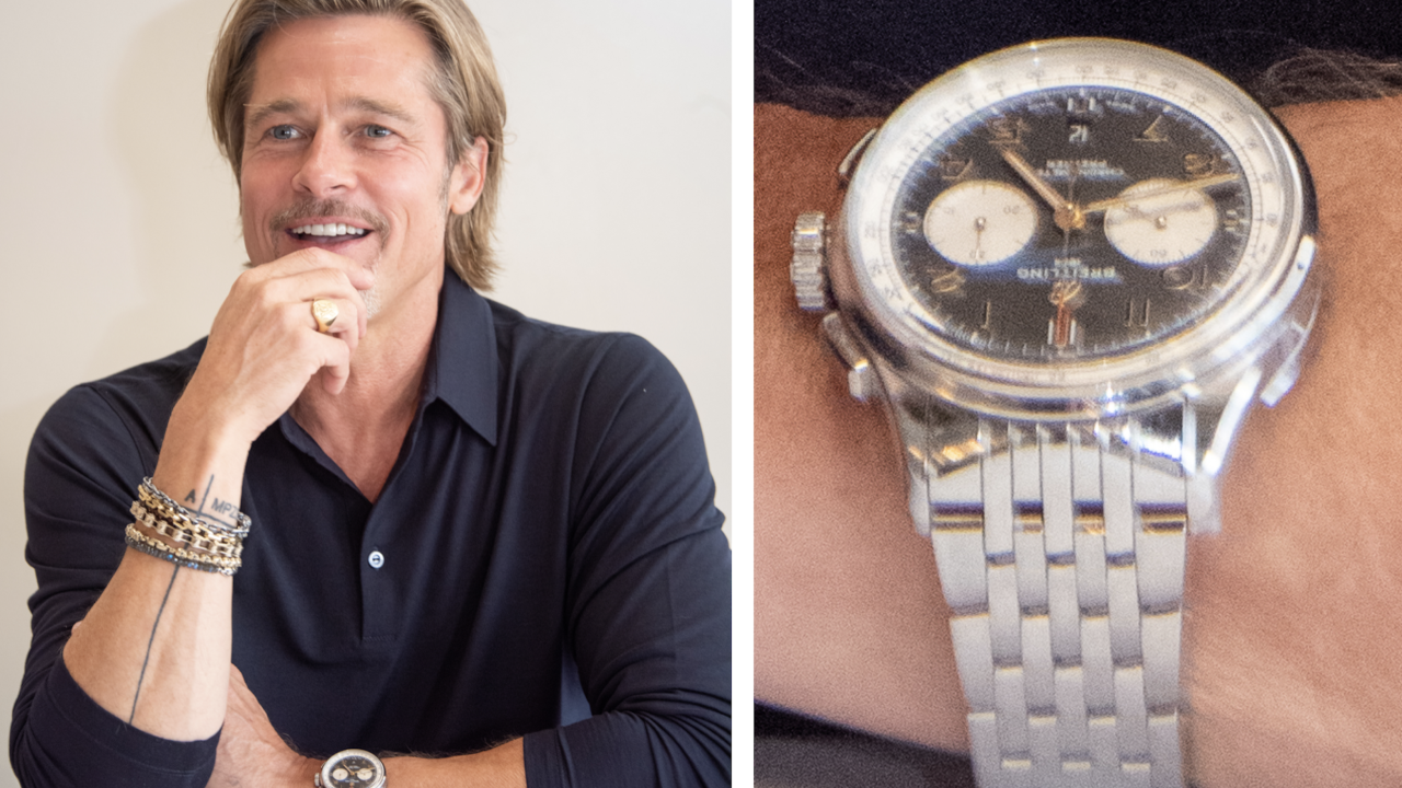 5 ultra-coveted luxury Swiss watches for collectors like Brad Pitt, starring models from Jaeger-LeCoultre, Panerai, Richard Mille, Rolex and Speake-Marin