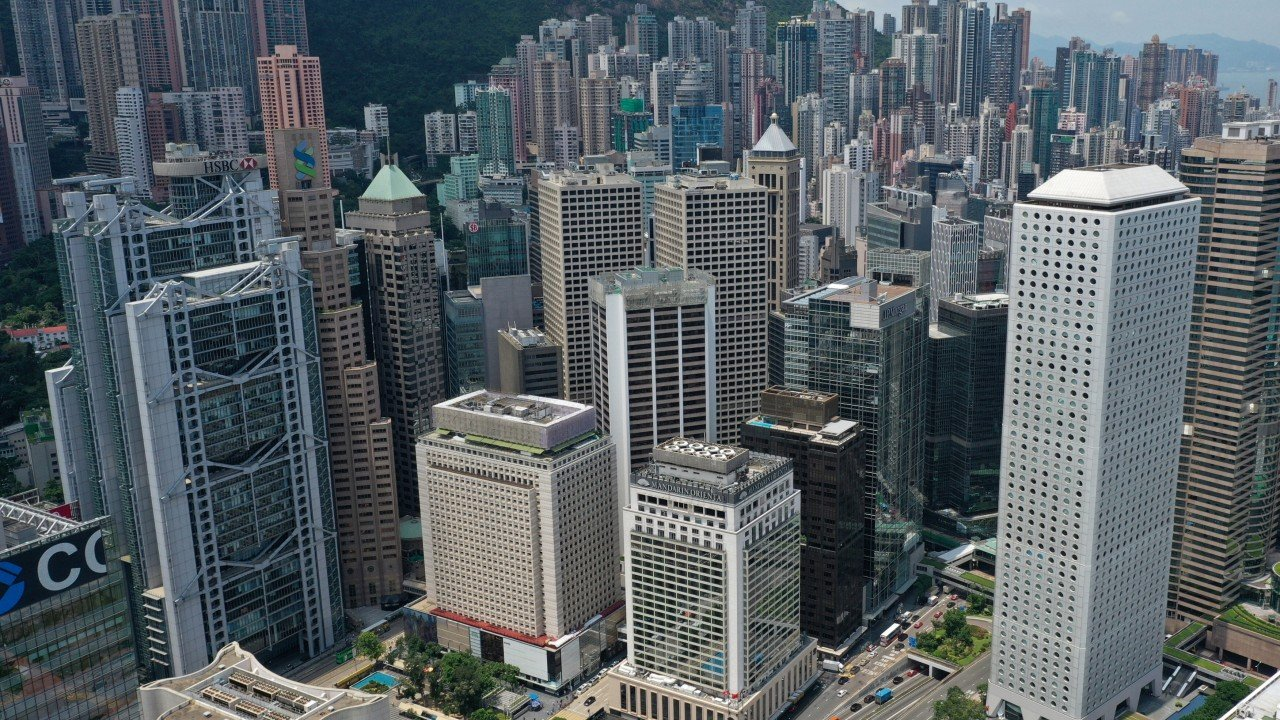 Hong Kong a renter's market, experts say, as remote working sees companies downsize despite Covid-19 situation stabilising