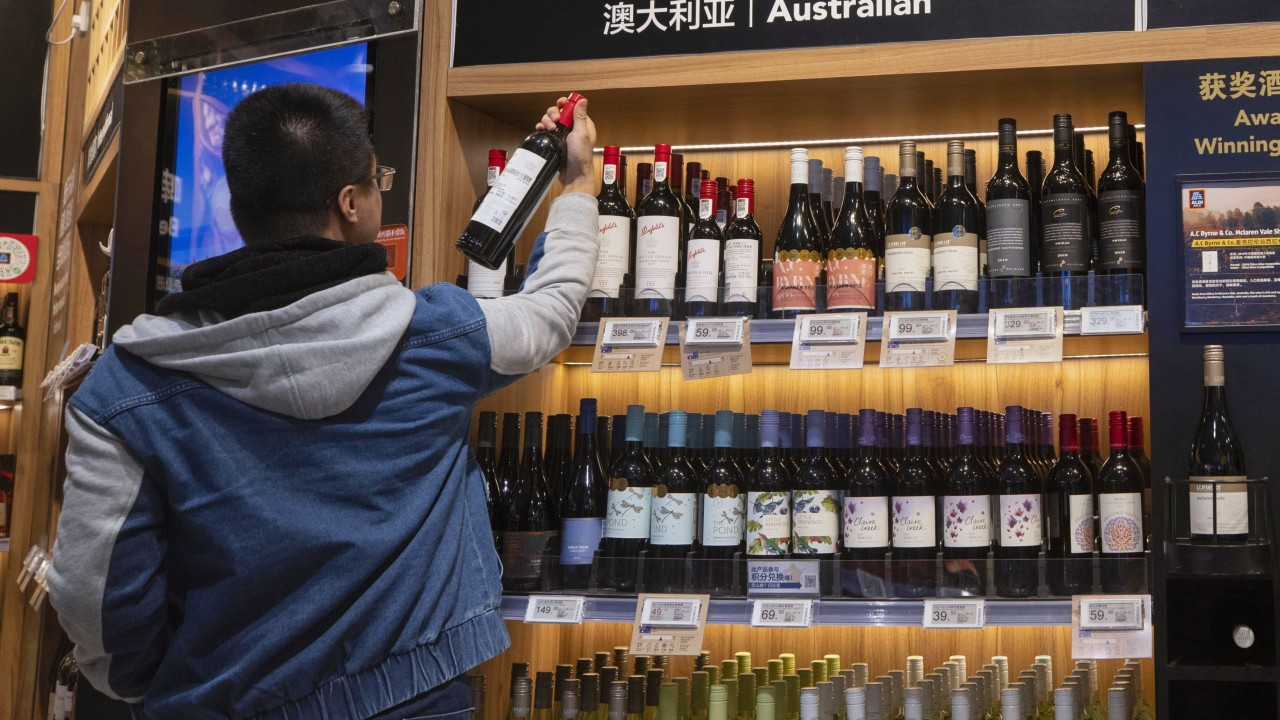 China-Australia relations: Canberra to decide 'very shortly' on WTO action against wine tariffs