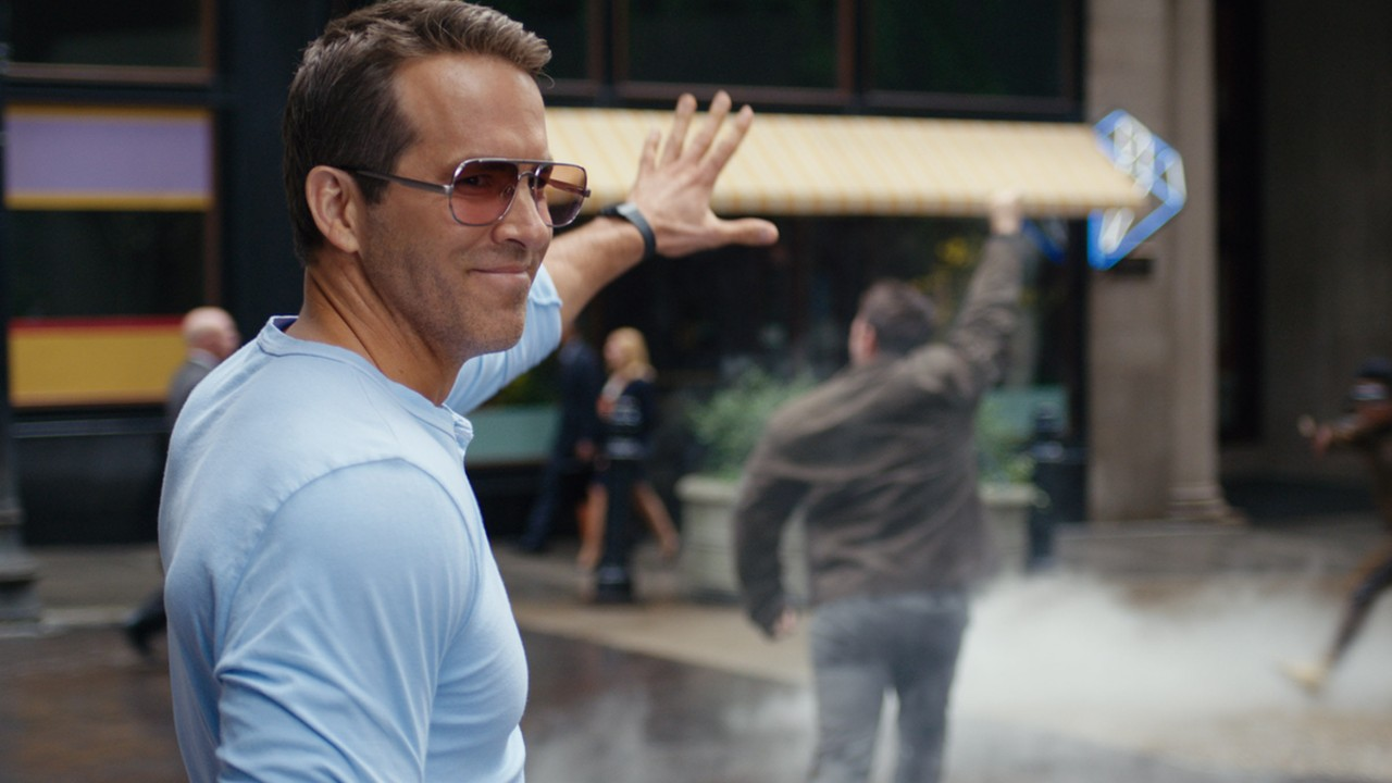 Free Guy movie review: Ryan Reynolds heads frenetic sci-fi action comedy as a nobody in a video game who finds a sense of purpose