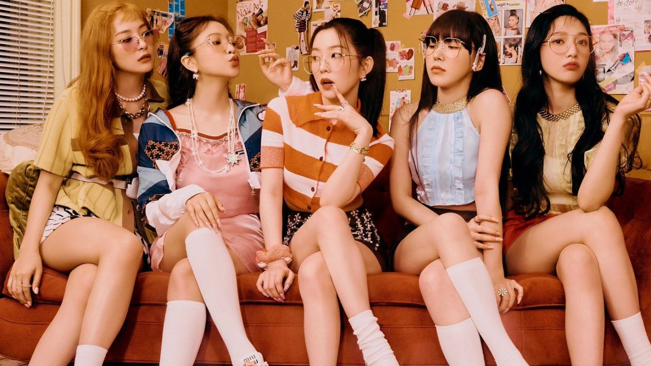 K-pop's Red Velvet reign triumphant with Queendom, the girl group's long-awaited sixth EP