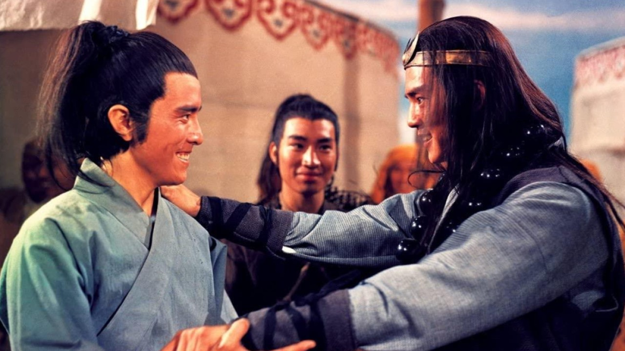 What martial arts storytelling owes to The Water Margin, wuxia novel from 14th century adapted for Japanese TV and by Chang Cheh for cinema, and how its themes and style still resonate
