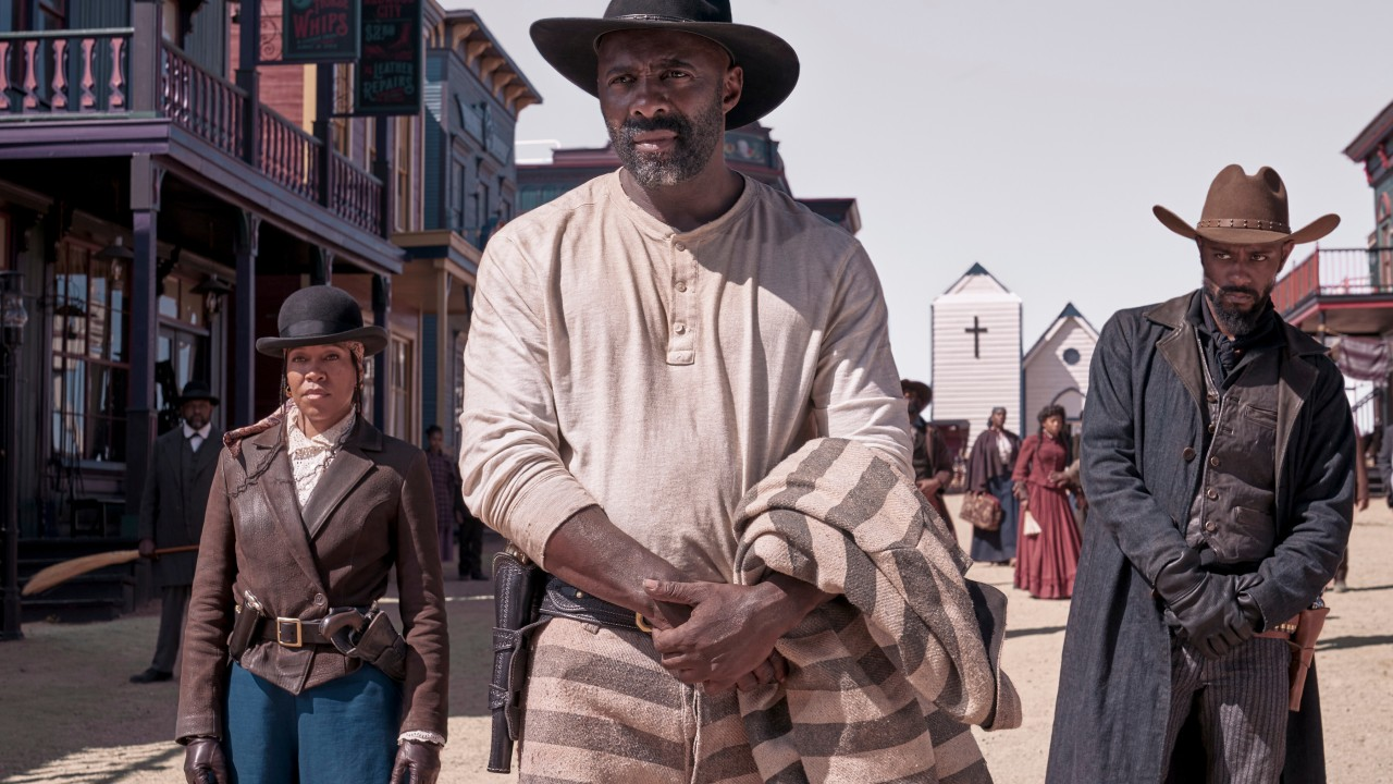 Netflix movie review: The Harder They Fall – Idris Elba, Jonathan Majors in blood-soaked Western with a wry sense of humour